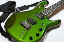 Ernie Ball Music Man JP6 – Dargie Delight II