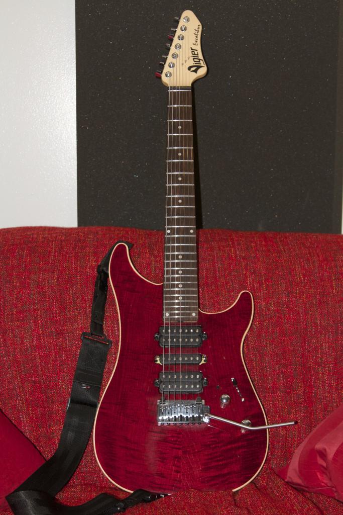 Vigier Excalibur Special 7 String
